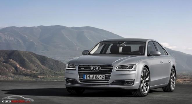 Ya está aquí el Nuevo Audi A8
