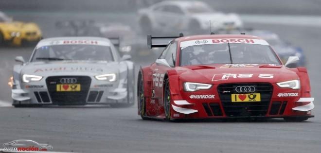 Audi sigue sumando puntos en Nürburgring
