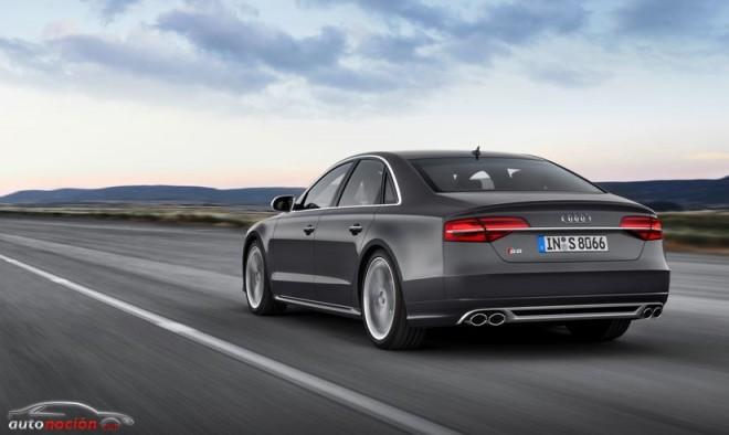 Así son los motores del nuevo Audi A8: De 258 cv a 520 cv