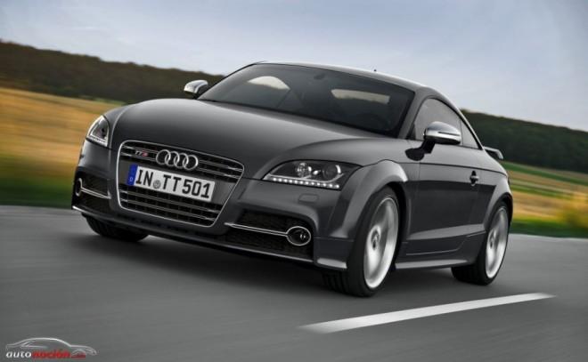 Audi edición especial TTS competition celebra su 500.000 Audi TT