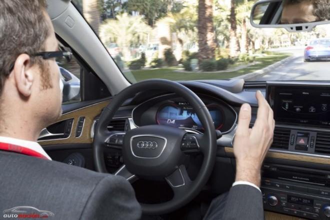 No más atascos con el sistema de conducción pilotada de Audi