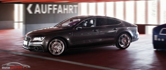 El sistema de aparcamiento pilotado de Audi