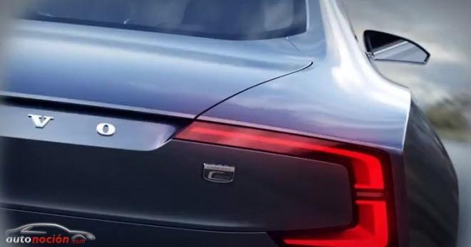 Volvo Concept C Coupé ¿La renovación del C70?