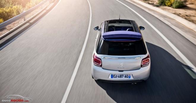 Ahora el DS3 Cabrio diésel con caja manual