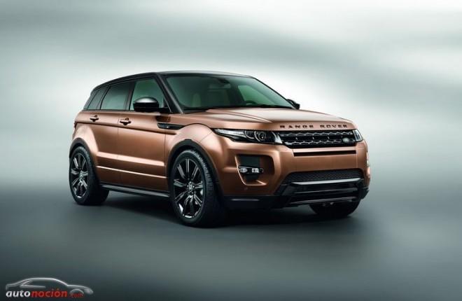 Range Rover Evoque 2014: Detalles y transmisión ZF-9HP