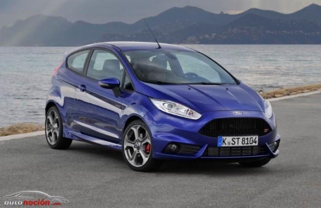 Ford recibe el doble de pedidos previstos para el Fiesta ST