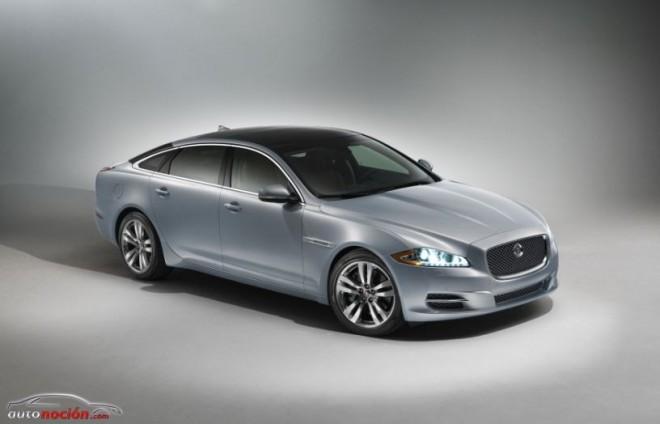 La producción del Jaguar XJ se parará por un problema en el suministro de componentes
