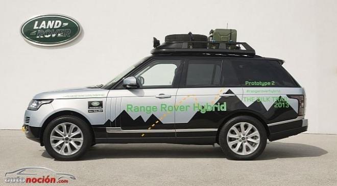 Range Rover Hybrid y Range Rover Sport Hybrid: Del dicho al hecho