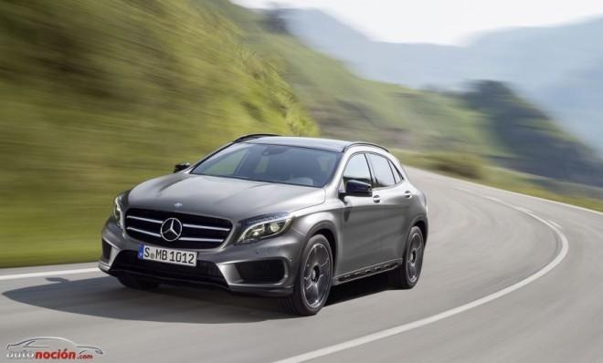 Mercedes-Benz GLA: El último de la familia es el primer SUV compacto