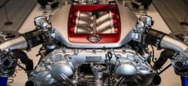 Motor Nissan GT R
