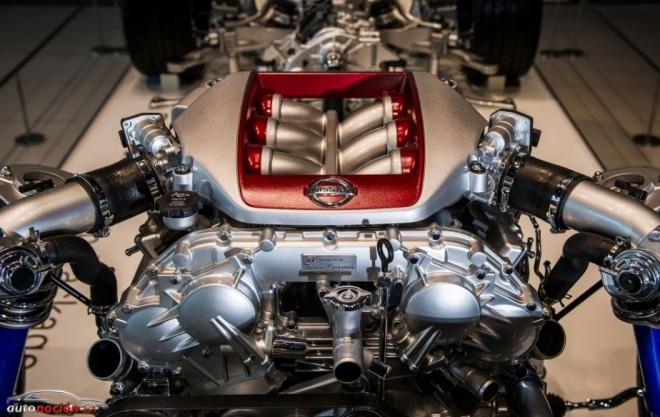 Un Takumi, un motor: Así se firman los motores del Nissan GT-R