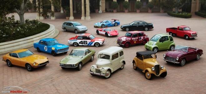 Nissan celebra su 80º aniversario con el evento Nissan 360