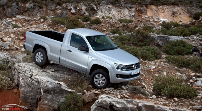 Nuevo Amarok cabina simple y canyon 01