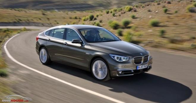 Buenas cifras en septiembre para el Grupo BMW