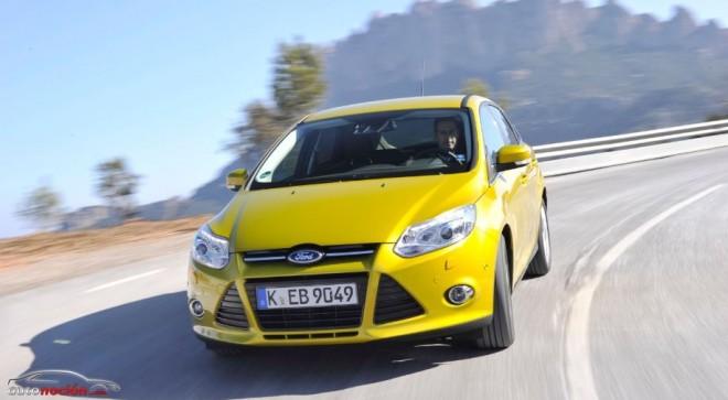 La nueva versión del Focus 1,0 litros EcoBoost: Un paso más en la desaparición del diésel
