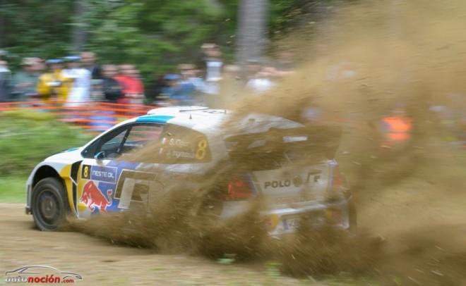 Ogier e Ingrassia: 22 puntos podrían sentenciar el WRC