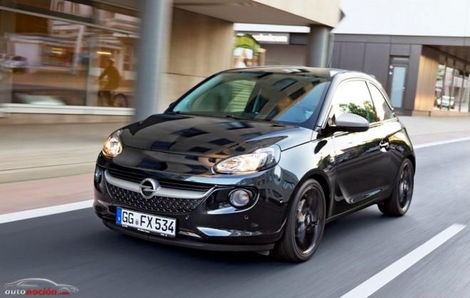 Opel ADAM Black Link y White Link: El urbano más conectado