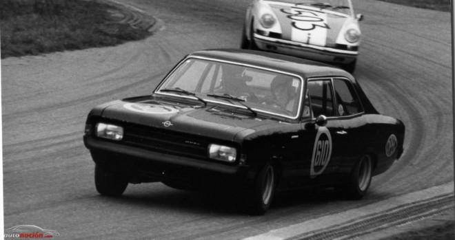 Opel paseará sus clásicos de leyenda por Nürburgring