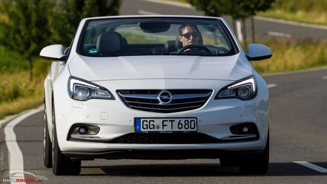 Presentación del nuevo Opel Cabrio 1.6 Turbo de 200 CV
