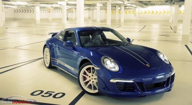 Porsche fabrica un modelo único basado en una votación por Internet