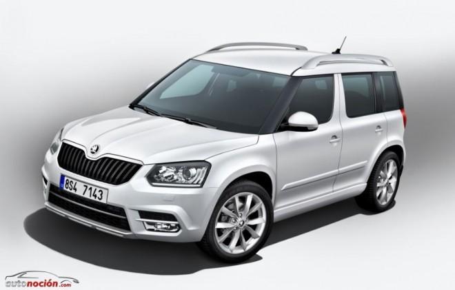 Septiembre al alza en un año de caídas en las ventas de Škoda
