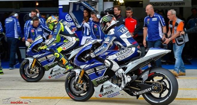 Semana de test para Yamaha, Honda y Suzuki