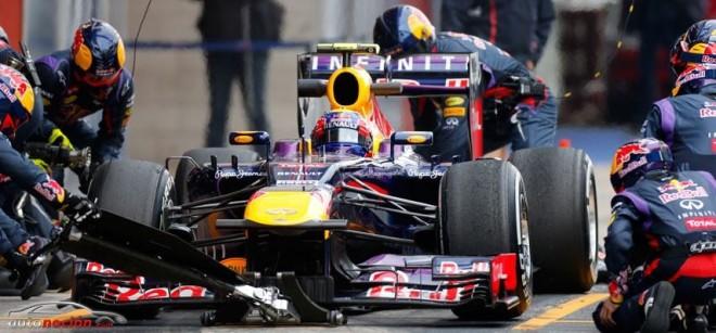 ¿Quieres trabajar en la Fórmula 1?