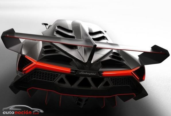 El Lamborghini Veneno tendrá versión Roadster