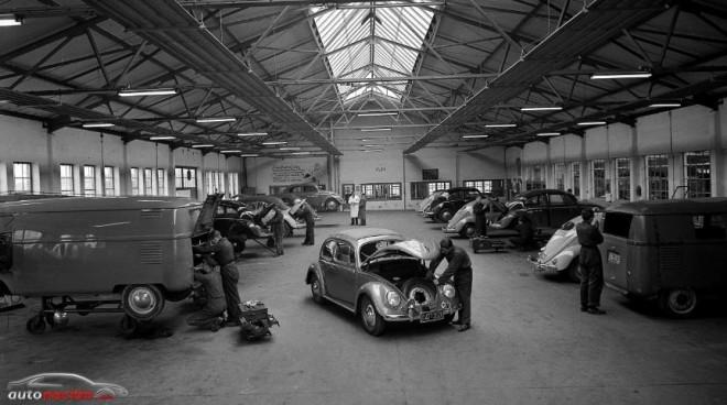 Volkswagen Classic Parts: Revive a una vieja gloria