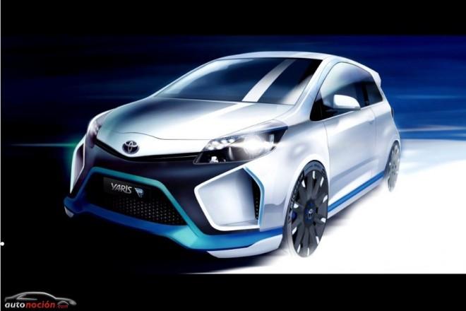 Toyota presenta sus novedades híbridas en el Salón de Frankfurt 2013