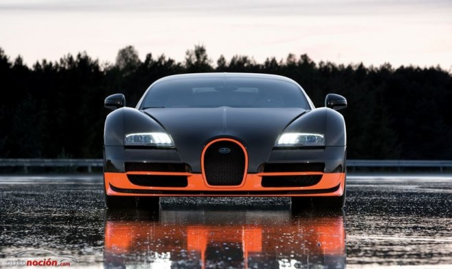 Bugatti aún dispone de un cupo de poco más de 50 unidades del Veyron