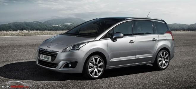 Nuevo Peugeot 5008: todo un mundo de practicidad