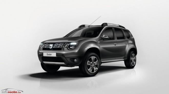 La nueva cara del Dacia Duster