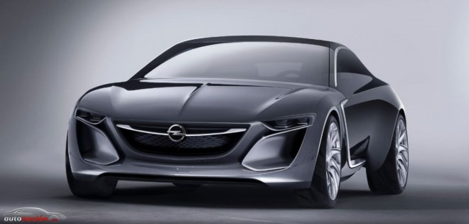 El Opel del mañana: más detalles sobre el Concept Monza