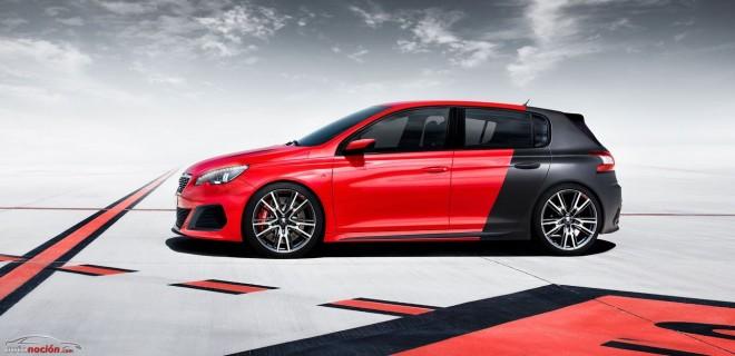 Peugeot 308 GTi: El modelo de Peugeot Sport llegará en unos meses con 250 y 270 cv bajo el capó