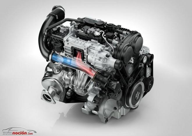Nuevos trenes de potencia Drive-E de Volvo Cars