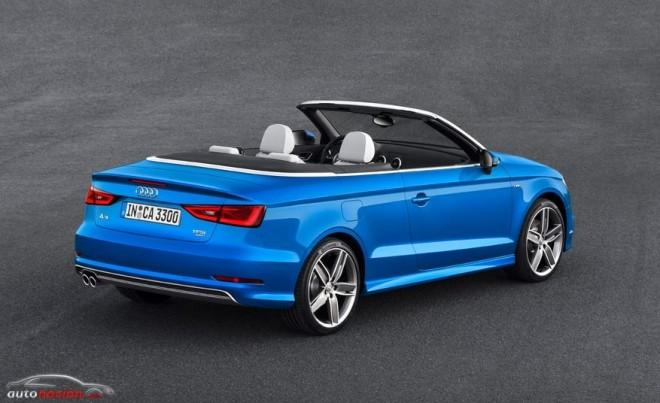Nuevo Audi A3 cabrio: La segunda generación llegará en 2014