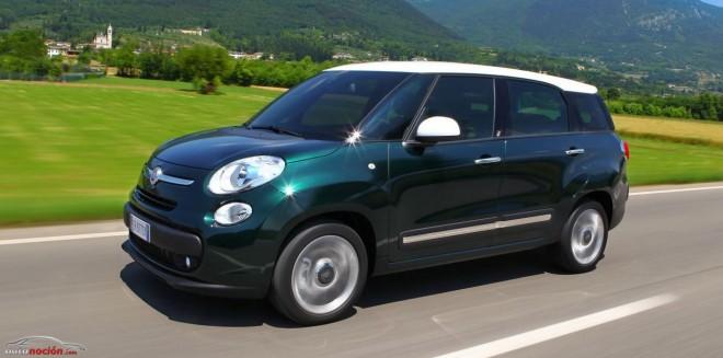 Conozcamos un poco más a los nuevos modelos Fiat 500L Living y 500L Trekking