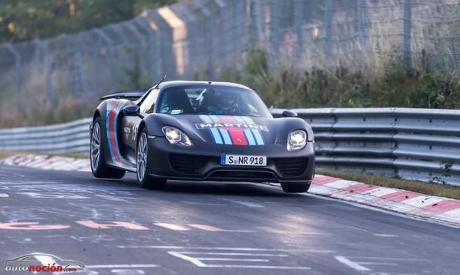 Así fueron los 6 minutos y 57 segundos con los que Porsche dio el mazazo en Nürburgring