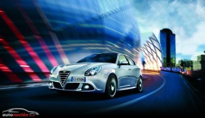 Alfa Romeo en el Salón de Frankfurt