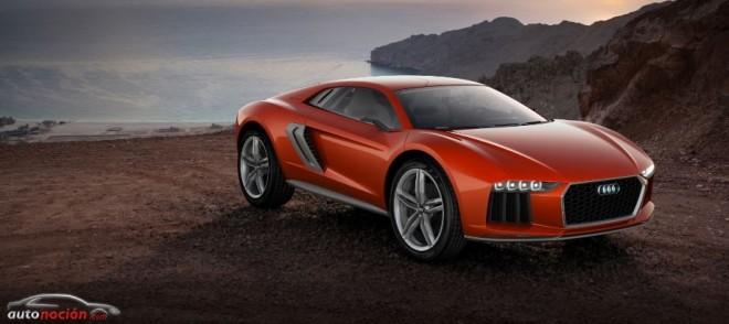 Audi nanuk quattro concept, un biplaza con 544 CV