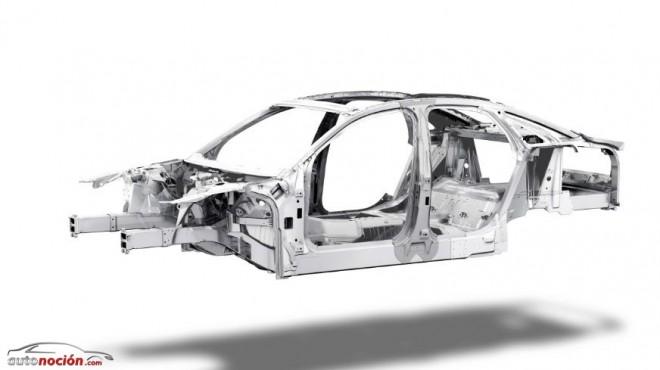 La construcción ligera Audi Space Frame cumple 20 años