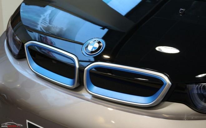 Vemos en persona al BMW i3: Un concepto de movilidad muy realista