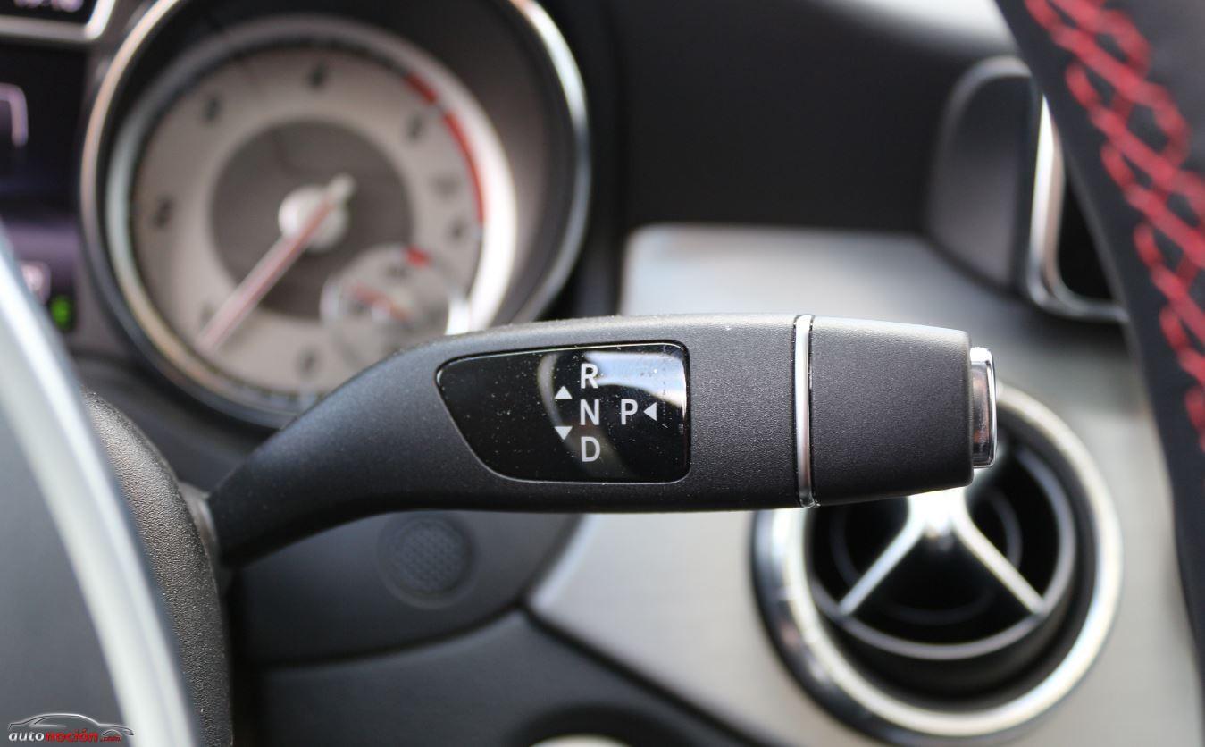 Así es el cambio de doble embrague 7G-DCT de Mercedes-Benz: dinámico y eficiente