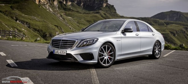 Mercedes-AMG lanza el nuevo S 63 AMG