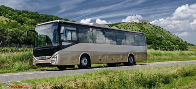 Iveco Bus presenta su nueva Gama Euro 6