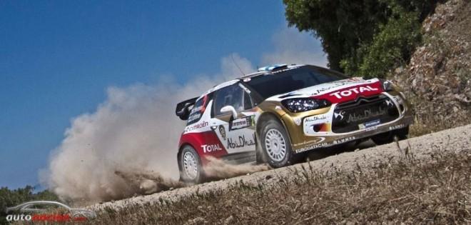 El Citroën DS3 WRC recorre las Antípodas