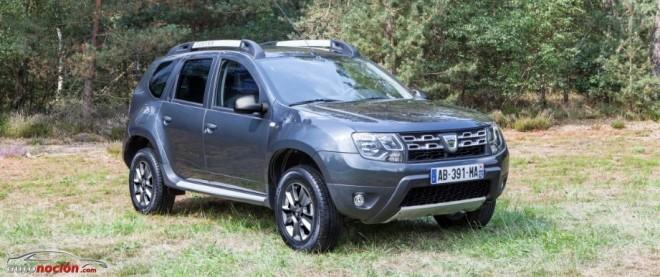 Los pequeños cambios del nuevo Dacia Duster