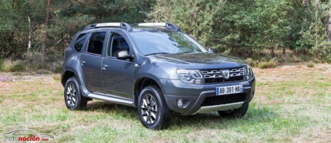 Dacia lideró el mercado español en agosto
