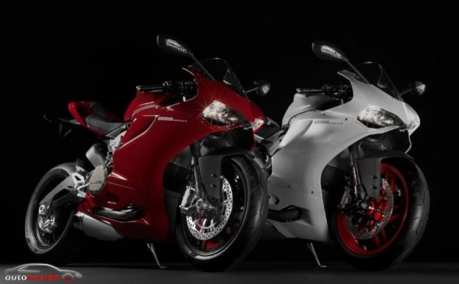 Nueva Ducati Panigale 899